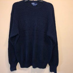 Polo by Ralph Lauren Hand Knit Cotton Large